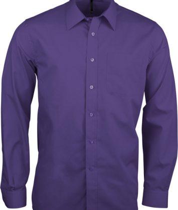 camasa-barbati-kariban-cu-maneca-lunga-jofrey-violet