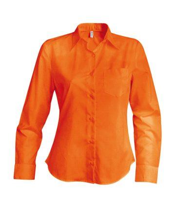 camasa-dama-kariban-jessica-cu-maneca-lunga-portocaliu